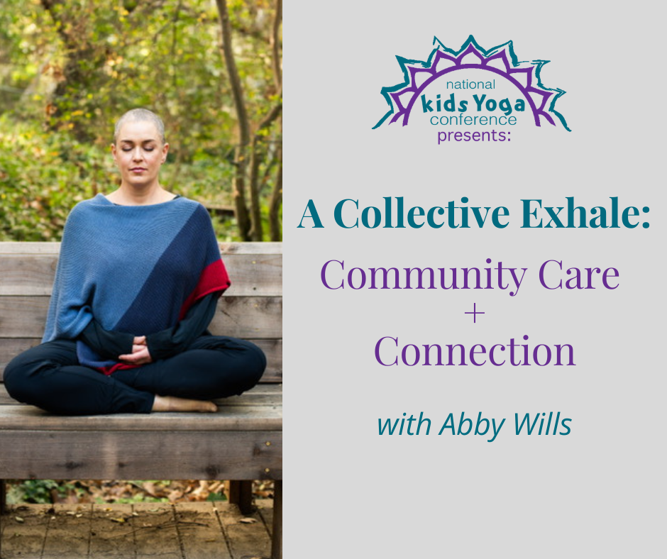 A Collective Exhale: Community Care + Connection - Event Banner