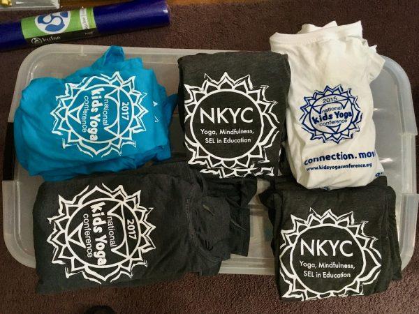 previous year t-shirts (photo)