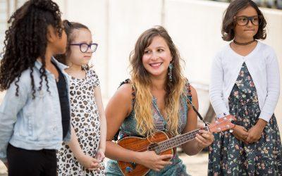 Sharing Joy Through Music with Lianne Bassin