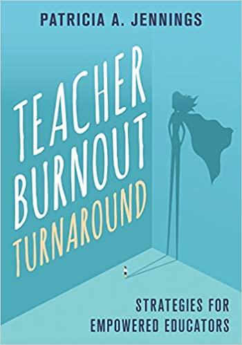 teacher burnout cover image
