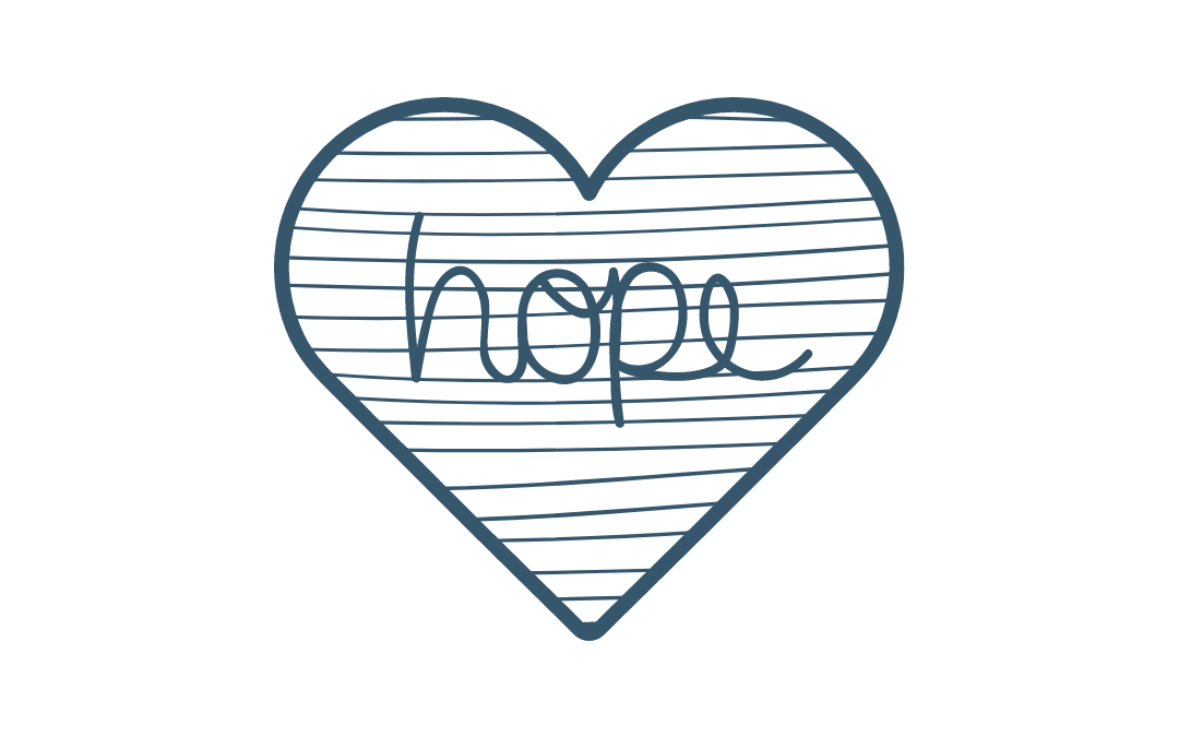 Embodied Hope, written by Laura Shaw + Mandy Noa, Paint Love